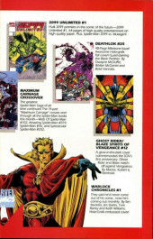 Verso de Hellstorm: Prince of lies (Marvel comics - 1993) -3- Rites of Passage