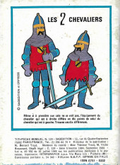 Verso de Titi (Poche) -129- Numéro 129