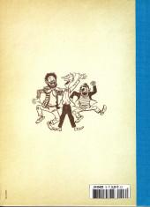 Verso de Les pieds Nickelés - La Collection (Hachette, 2e série) -16- Les Pieds Nickelés hippies