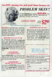 Verso de Modeling with Millie (Marvel Comics - 1963) -31- (sans titre)