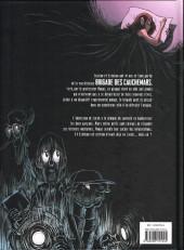 Verso de La brigade des cauchemars -1FL- Sarah