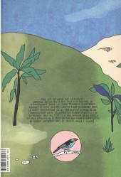 Verso de Les enfants sauvages des tropiques