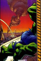 Verso de Hulk Vol.1 (Marvel comics - 1999) -1- The Gathering Storm