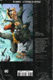 Verso de DC Comics - La légende de Batman -6545- La résurrection de Ra's al Guhl - 2e partie
