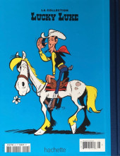 Verso de Lucky Luke - La collection (Hachette 2018) -2814- Ruée sur l'oklahoma