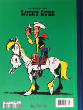 Verso de Lucky Luke - La collection (Hachette 2018) -2915- L'évasion des Dalton