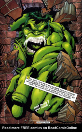 Verso de Hulk Vol.1 (Marvel comics - 1999) -7- Trouble in Paradise