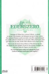 Verso de Edens Zero -8- Ceux qu'on aime