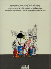 Verso de Walter Appleduck -2- Un cow-boy dans la ville