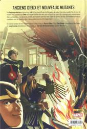 Verso de New Mutants & Loki - En exil