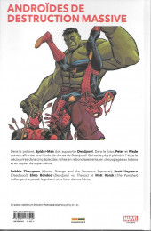 Verso de Spider-Man/Deadpool (Marvel Legacy) -2- Zone 14