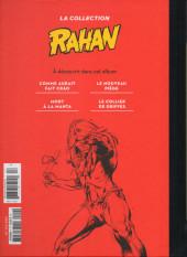 Verso de Rahan - La Collection (Hachette) -4- Tome 4
