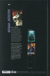Verso de Batman : Detective -2- Médiéval