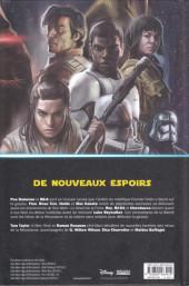 Verso de Star Wars - L'Ère de la Résistance -1- Les Héros
