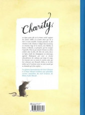 Verso de Miss Charity -1- L'enfance de l'art