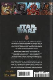 Verso de Star Wars - Légendes - La Collection (Hachette) -110XIV- Le Côté Obscur - XIV. Dark Vador - Le 9e assassin
