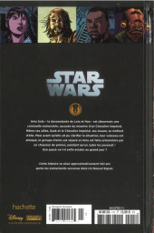 Verso de Star Wars - Légendes - La Collection (Hachette) -11197- Star Wars Legacy Saison II - III. Fugitive
