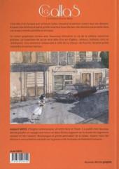 Verso de La callas - L'enfance d'une diva
