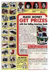 Verso de Super-Team Family (DC Comics - 1975) -4- Issue # 4