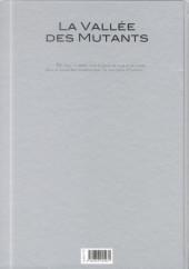 Verso de La vallée des mutants -1a2014- Tome 1