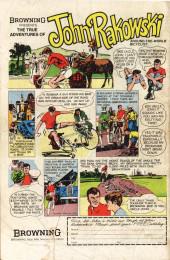 Verso de Super-Team Family (DC Comics - 1975) -6- Issue # 6