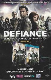 Verso de X-Men (Marvel France 4e série - 2013) -2- X-men d'hier