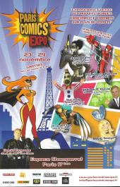 Verso de X-Men (Marvel France 4e série - 2013) -5- Choisis ton camp