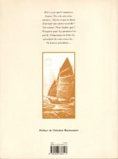 Verso de La jonque fantôme vue de l'orchestre - Tome 1b