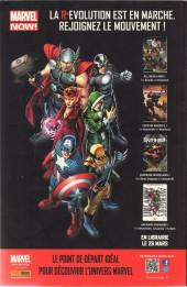 Verso de X-Men (Marvel France 4e série - 2013) -8- Blockbuster