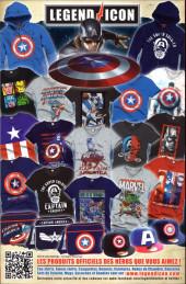 Verso de X-Men (Marvel France 4e série - 2013) -10- La bataille de l'atome (2/2)