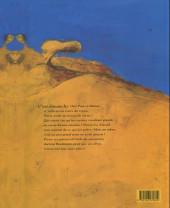 Verso de (AUT) Blain - Le noyau de Pierre