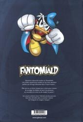 Verso de Fantomiald -INT2- Intégrale 2