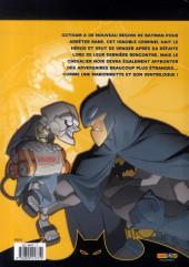 Verso de Batman : les aventures -2- La colère de Bane