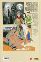 Verso de La ligue des Gentlemen Extraordinaires -64- La Tempête