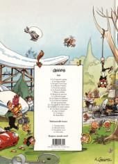 Verso de Jojo (Geerts) -5b2011- Un été du tonnerre