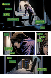 Verso de Green Lanterns (2016) -7- Family Matters, Part One