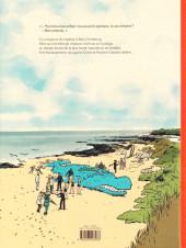 Verso de New Cherbourg Stories -1- Le Monstre de Querqueville
