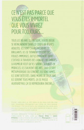 Verso de Wicked + The Divine (The) -7- Postérité