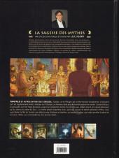 Verso de Tantale et autres mythes de l'orgueil - Tome FL