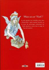 Verso de (AUT) Carmona - Mais où est Noël ? Cherche-Noël à la rencontre des traditions alsaciennes