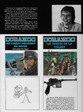 Verso de Durango -3a1983- Piège pour un tueur