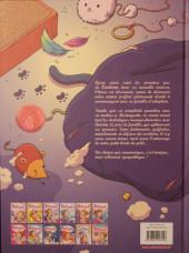 Verso de Mistinguette & Cartoon -2a2019- Deuxième chat pitre