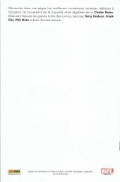 Verso de Black Cat (100% Marvel) -HS- Portfolio