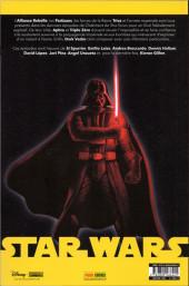 Verso de Star Wars (Panini Comics - 2020) -3- Le Châtiment de Shu-Torun