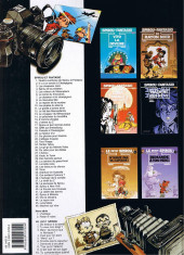 Verso de Spirou et Fantasio -29a2002- Des haricots partout