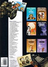 Verso de Spirou et Fantasio -30a2001- La ceinture du grand froid