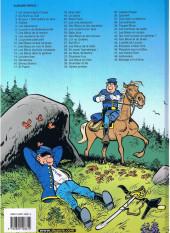 Verso de Les tuniques Bleues -4a2006- Outlaw