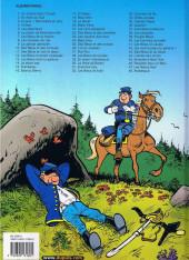Verso de Les tuniques Bleues -45a2005- Émeutes à New York