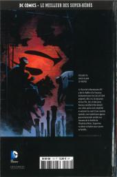 Verso de DC Comics - Le Meilleur des Super-Héros -116- Superman - Lois & Clark 2ème partie