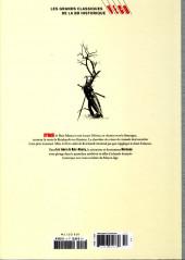 Verso de Les grands Classiques de la BD Historique Vécu - La Collection -11- Les Tours de Bois-Maury - Tome IV : Reinhardt